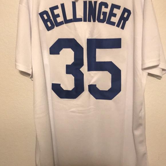 Cody Bellinger La Dodgers majestic Jersey NWT db8a80ed16c